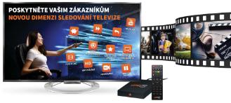 televize přes internet - Lepší TV, SledováníTV, 4NET